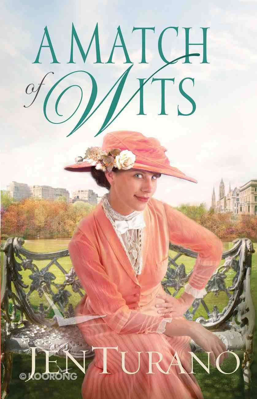 A Match of Wits (#04 in Ladies Of Distinction Series) eBook