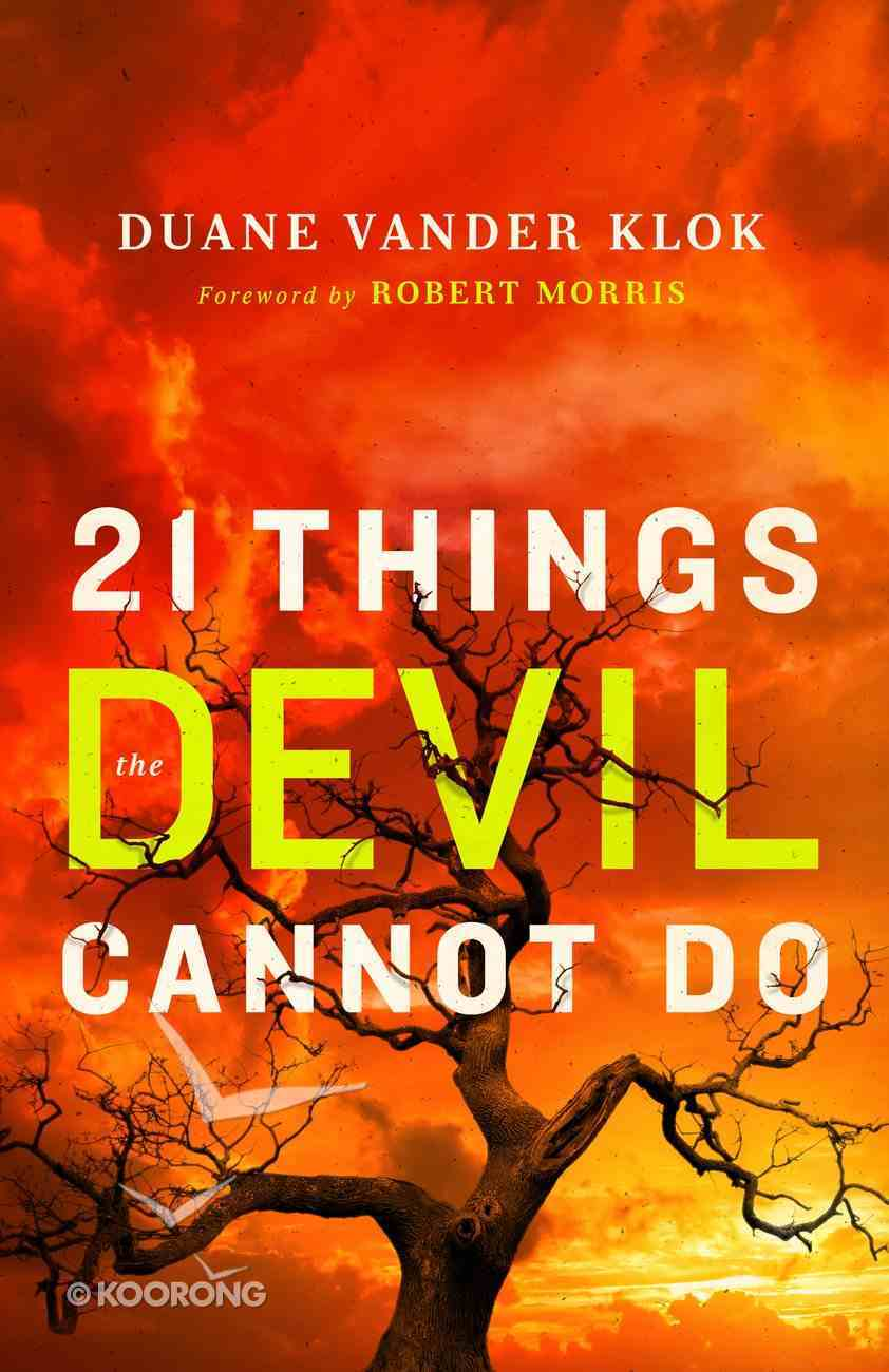 21 Things the Devil Cannot Do eBook