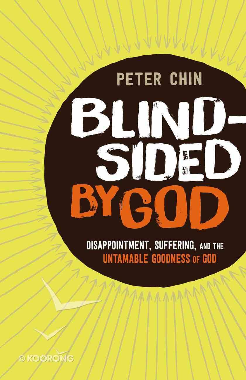 Blindsided By God eBook