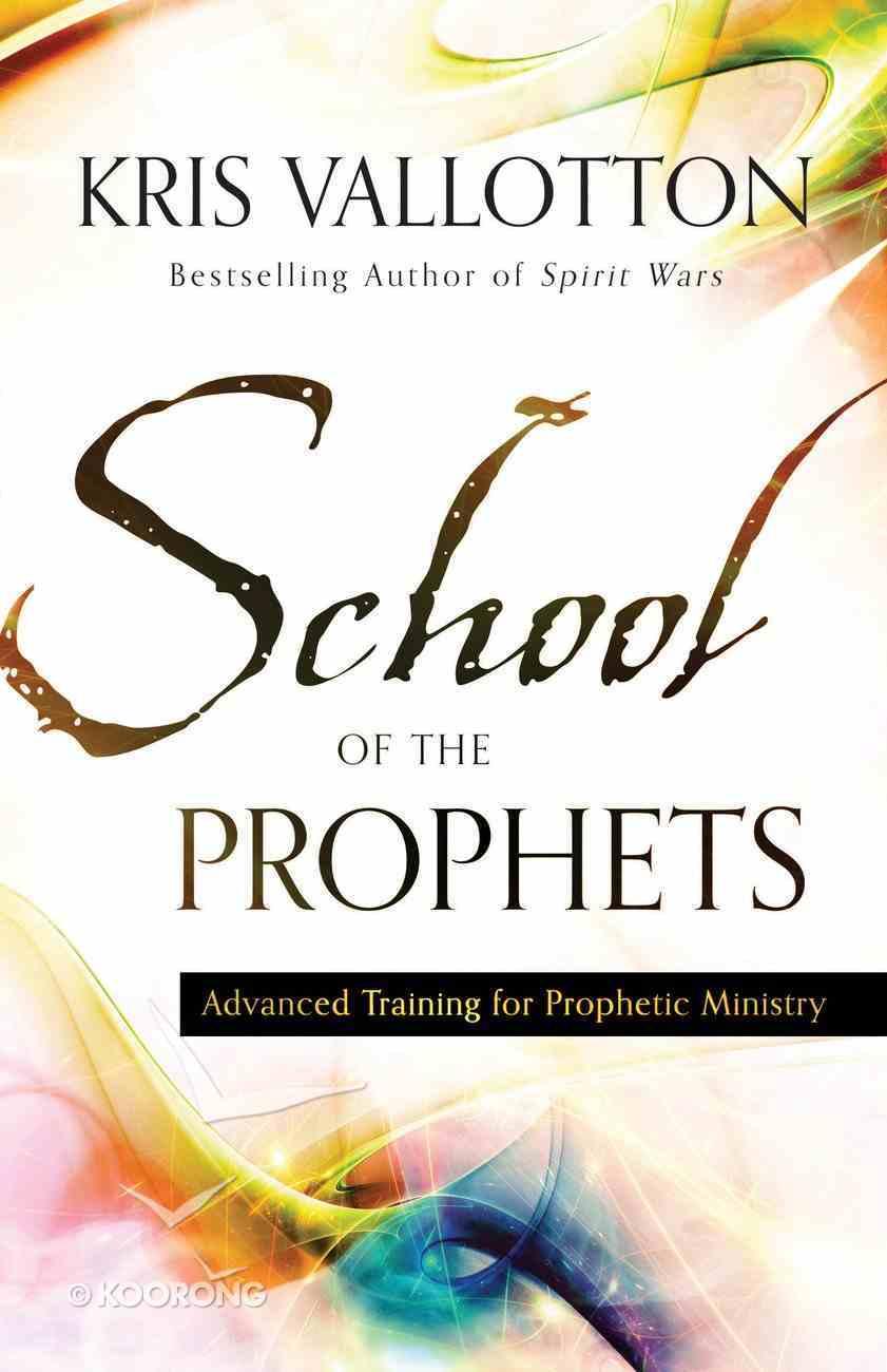 School of the Prophets eBook