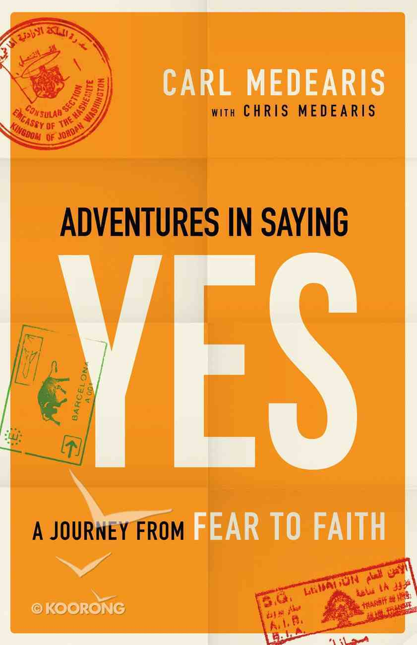Adventures in Saying Yes eBook