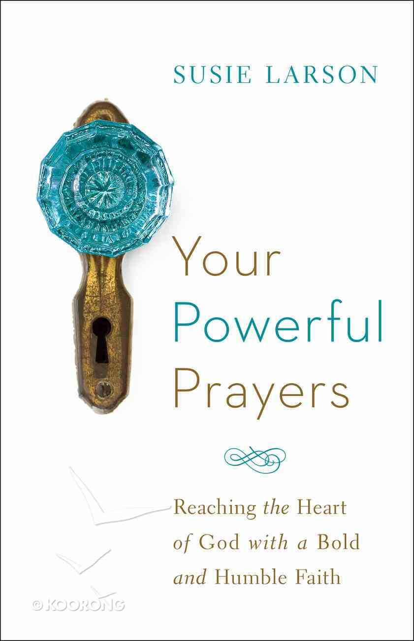 Your Powerful Prayers eBook