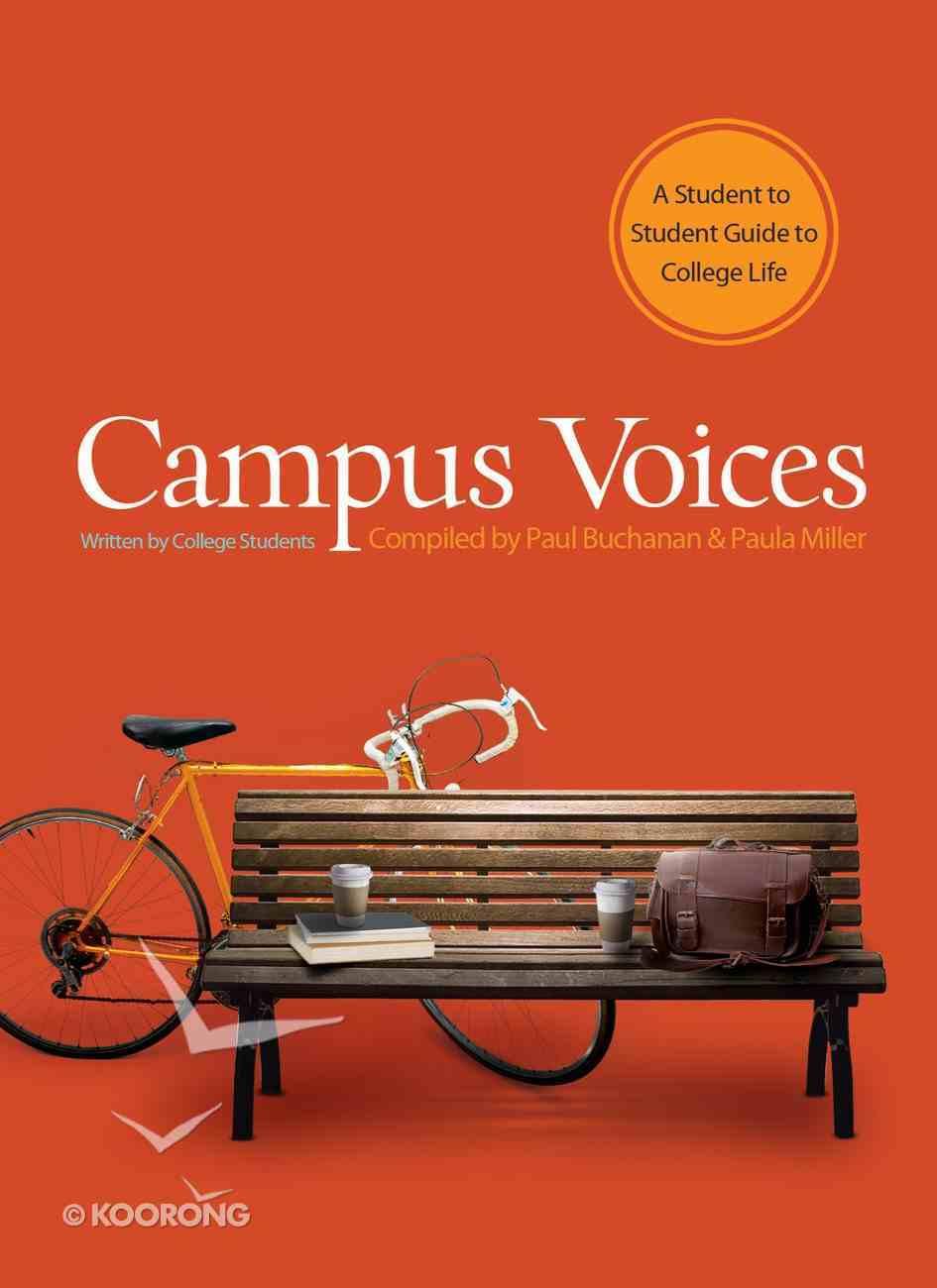 Campus Voices eBook