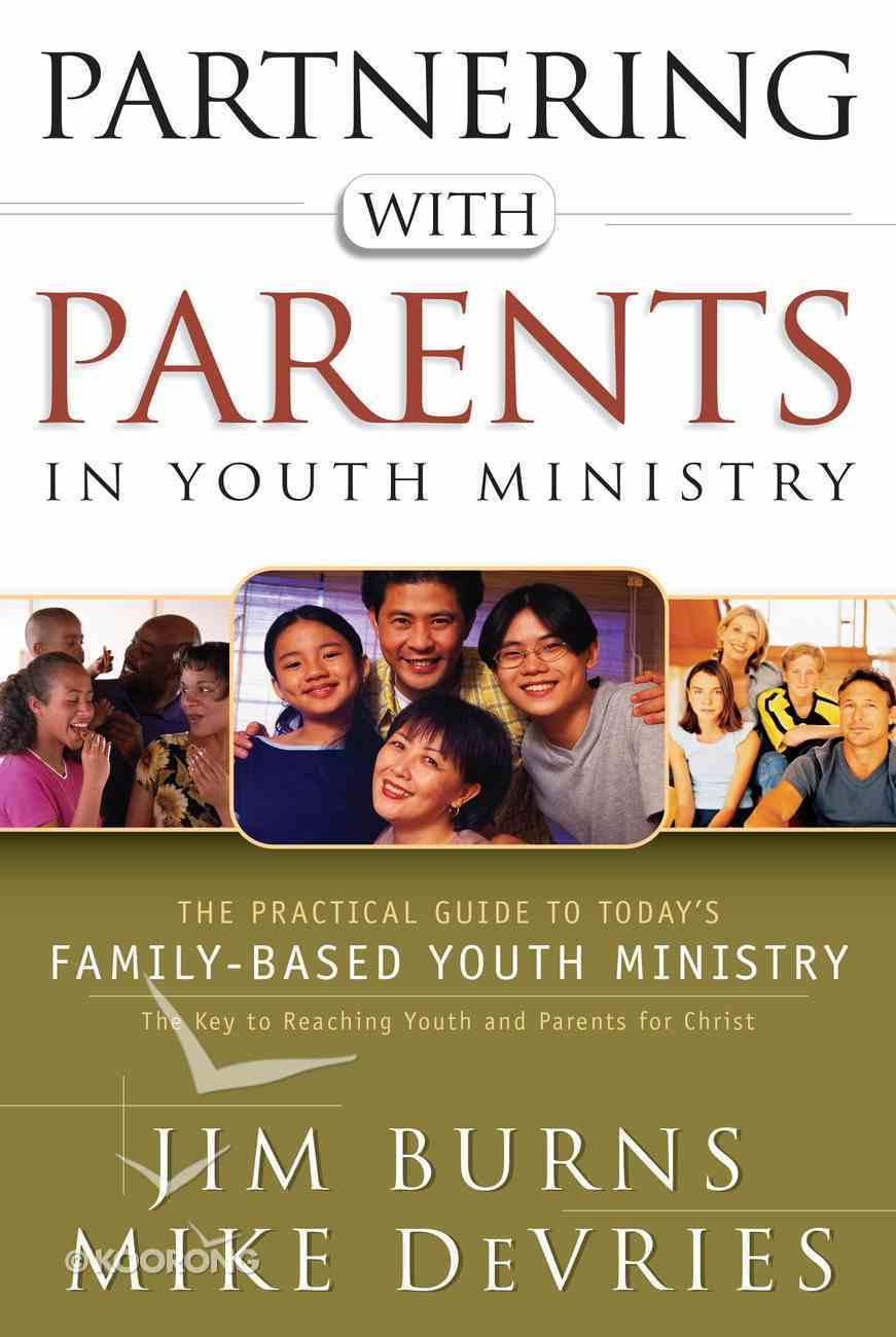 Partnering With Parents in Youth Ministry eBook