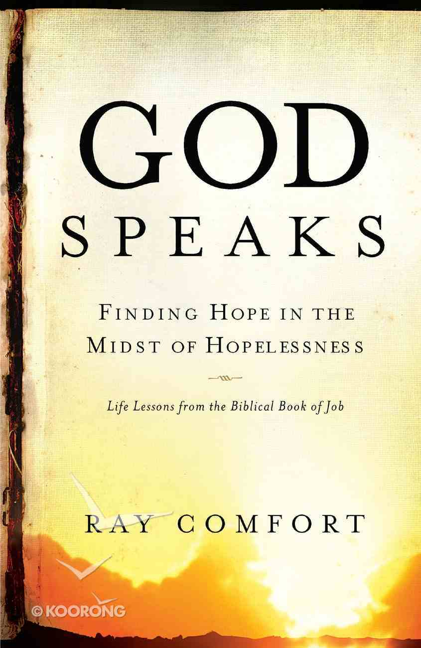 God Speaks eBook