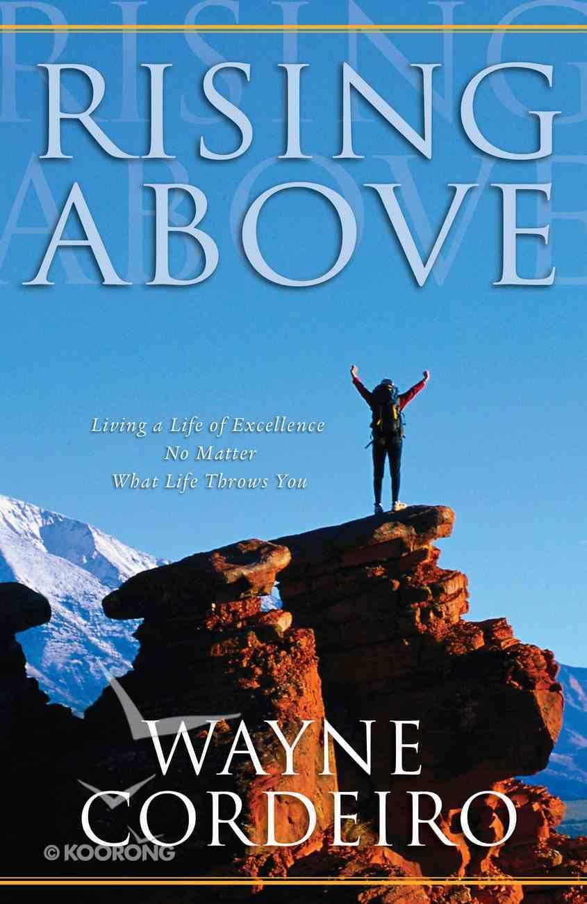 Rising Above eBook