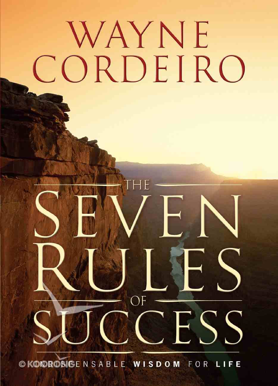 The Seven Rules of Success eBook