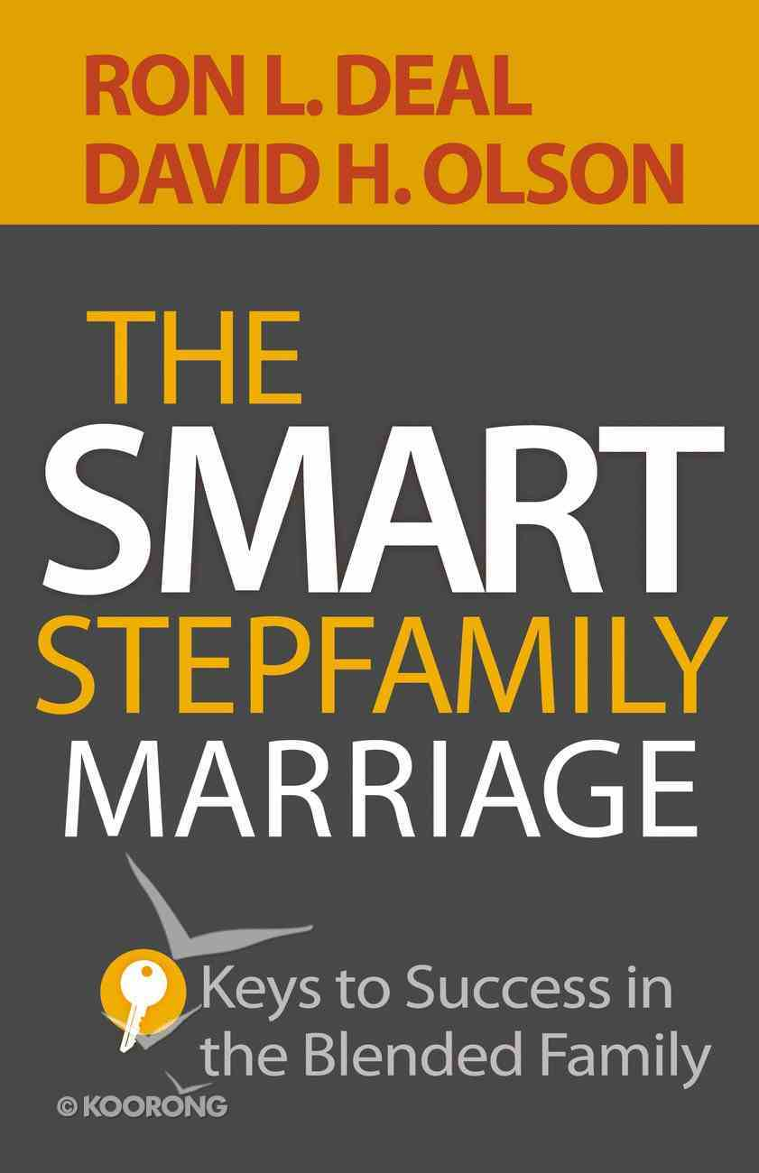 The Smart Stepfamily Marriage eBook
