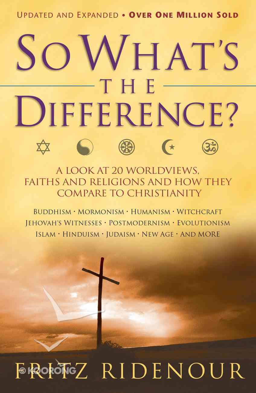 So What's the Difference? (& Expanded) eBook
