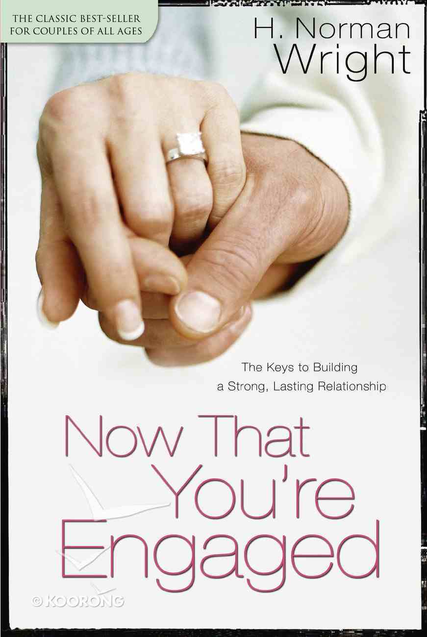 Now That You're Engaged eBook