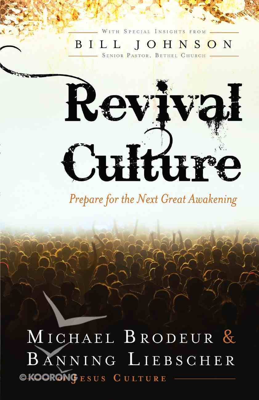 Revival Culture eBook