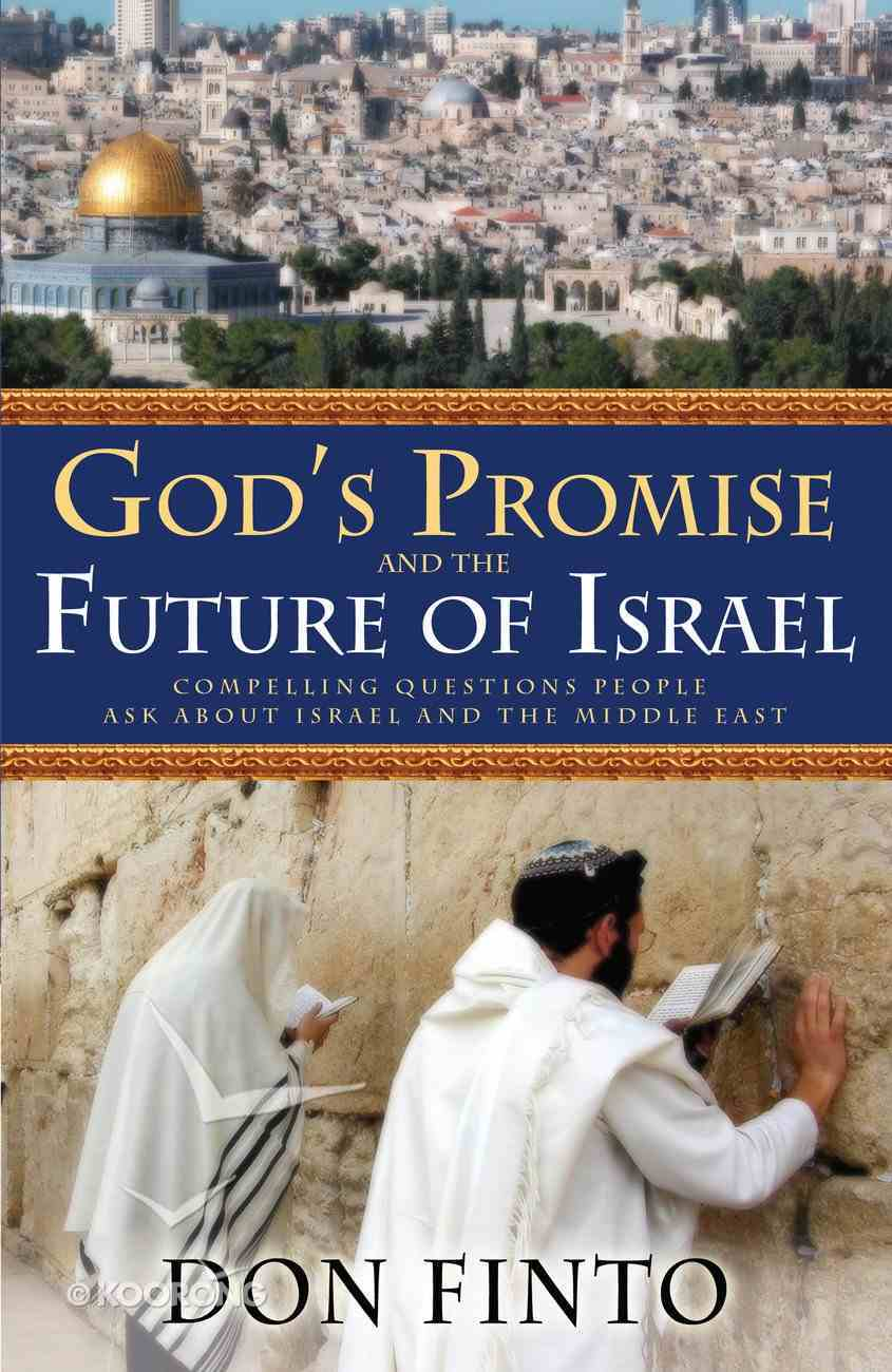 God's Promise and the Future of Israel eBook