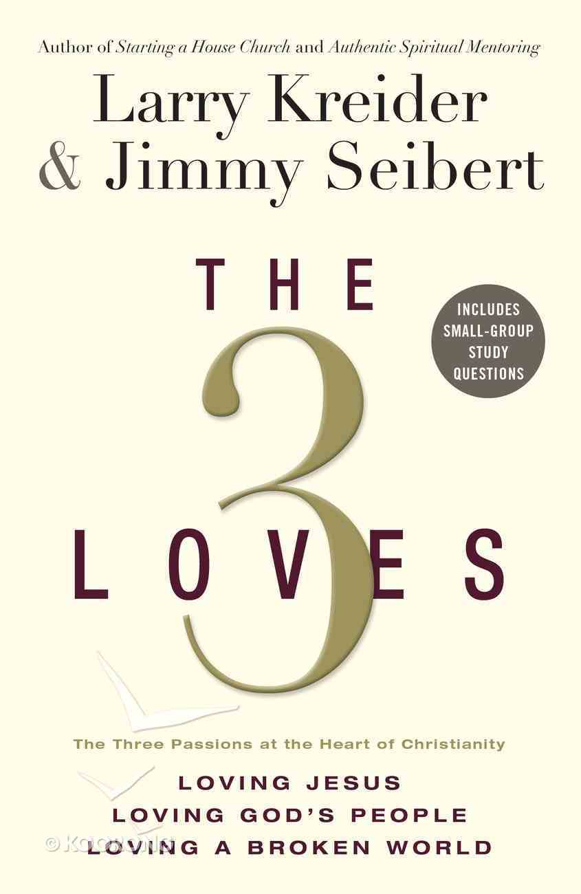 The 3 Loves eBook