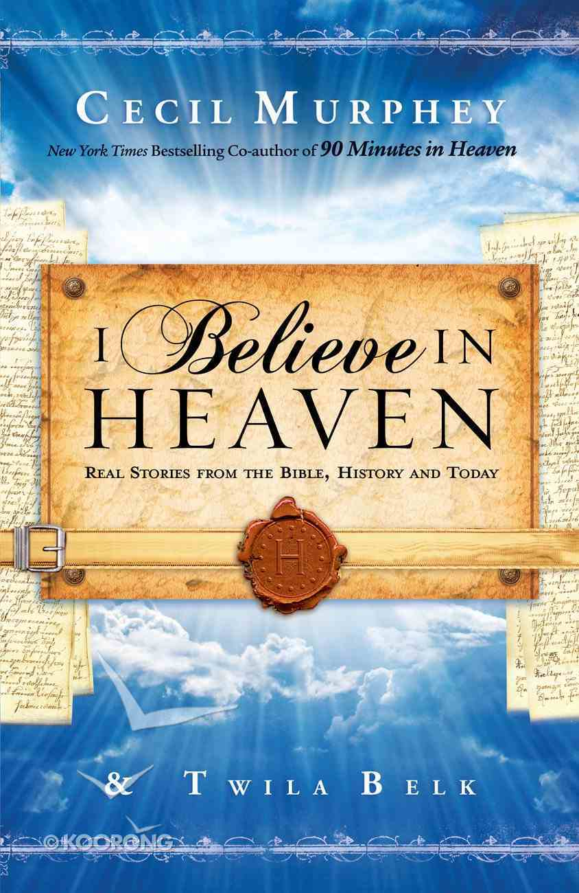 I Believe in Heaven eBook