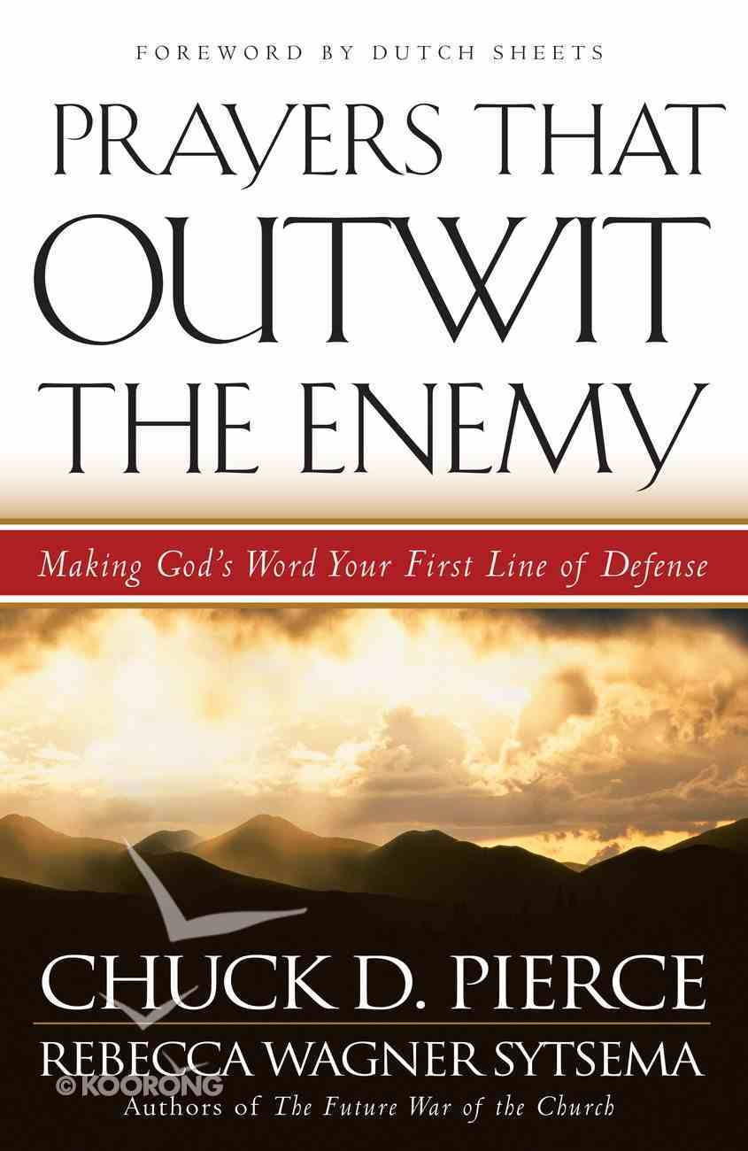 Prayers That Outwit the Enemy eBook