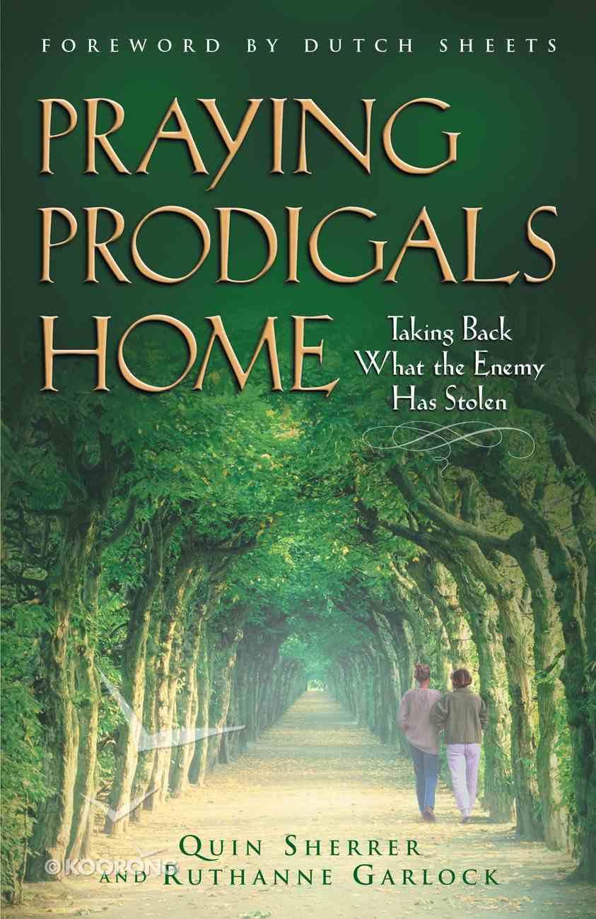 Praying Prodigals Home eBook