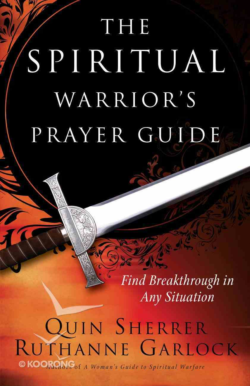 The Spiritual Warrior's Prayer Guide eBook