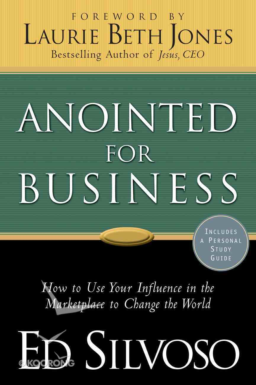 Anointed For Business eBook