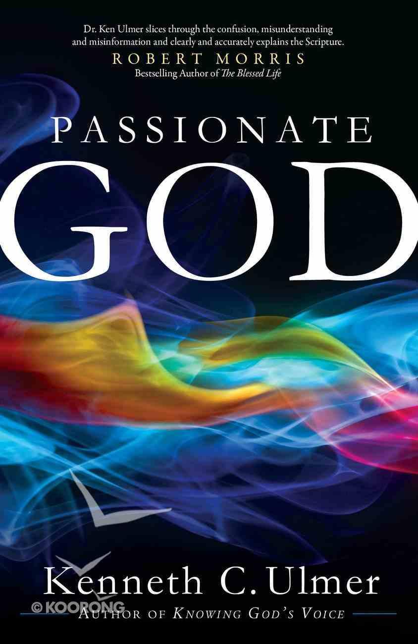 Passionate God eBook