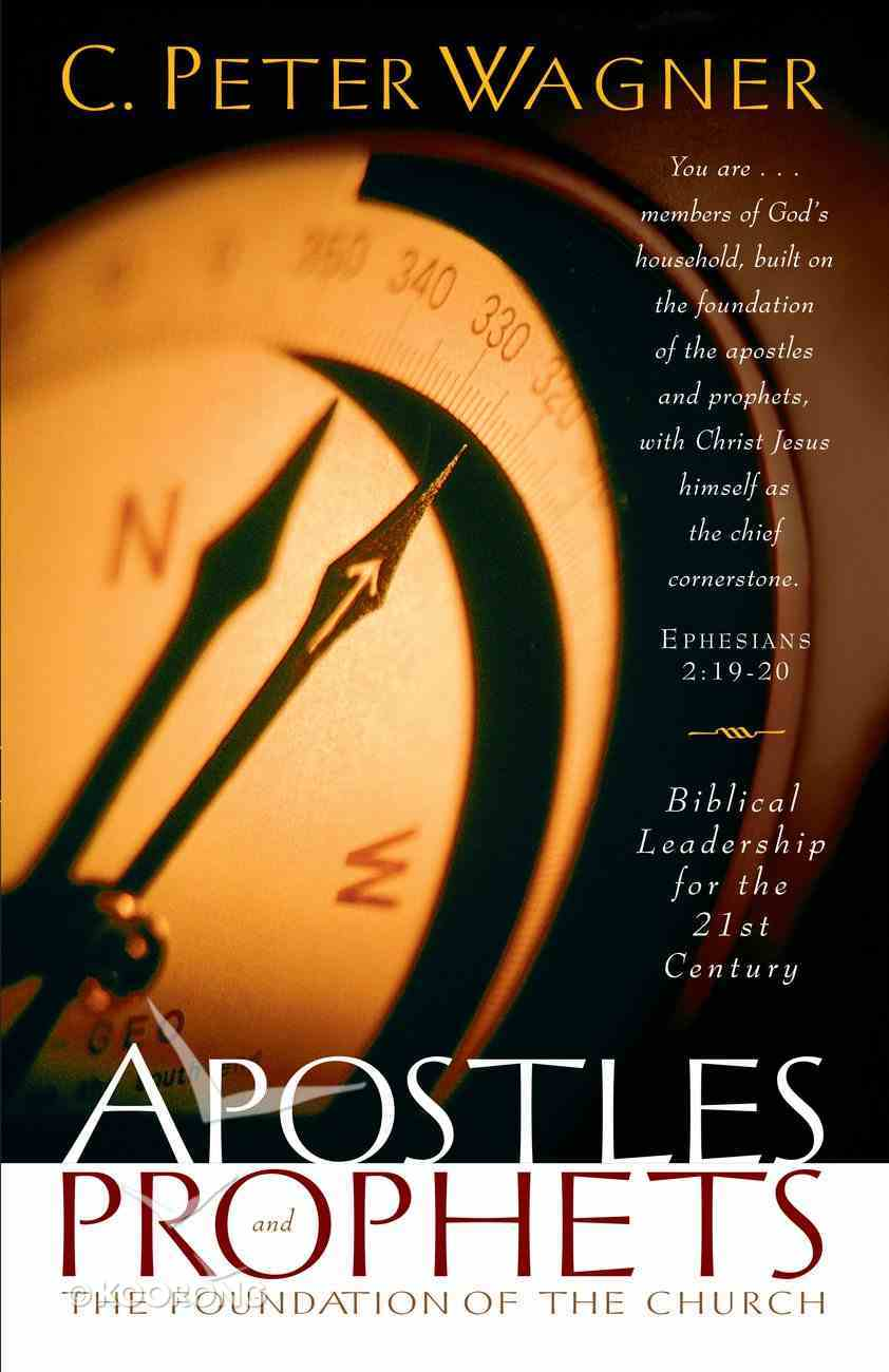 Apostles and Prophets eBook