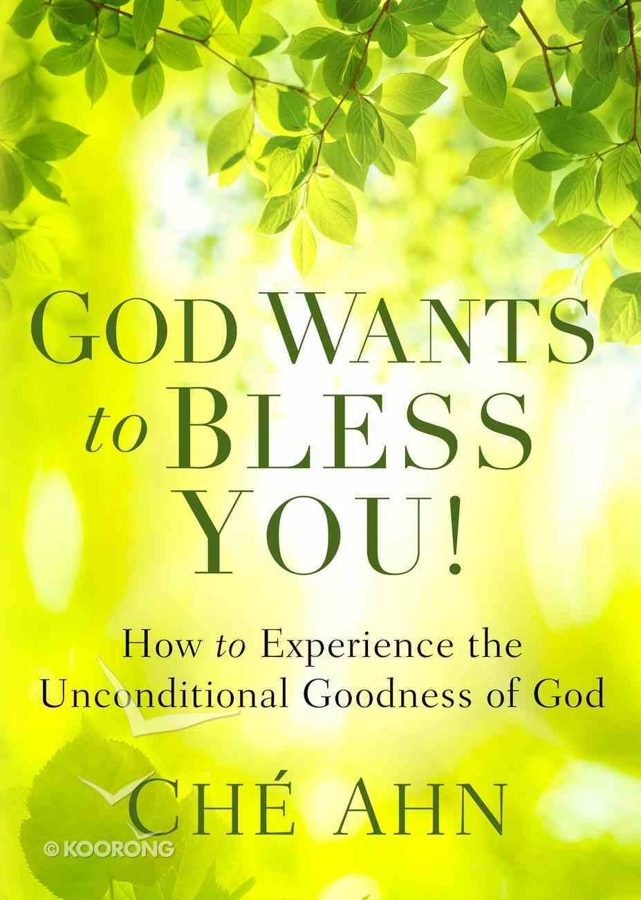 God Wants to Bless You! eBook