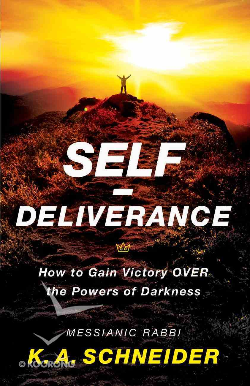 Self-Deliverance eBook