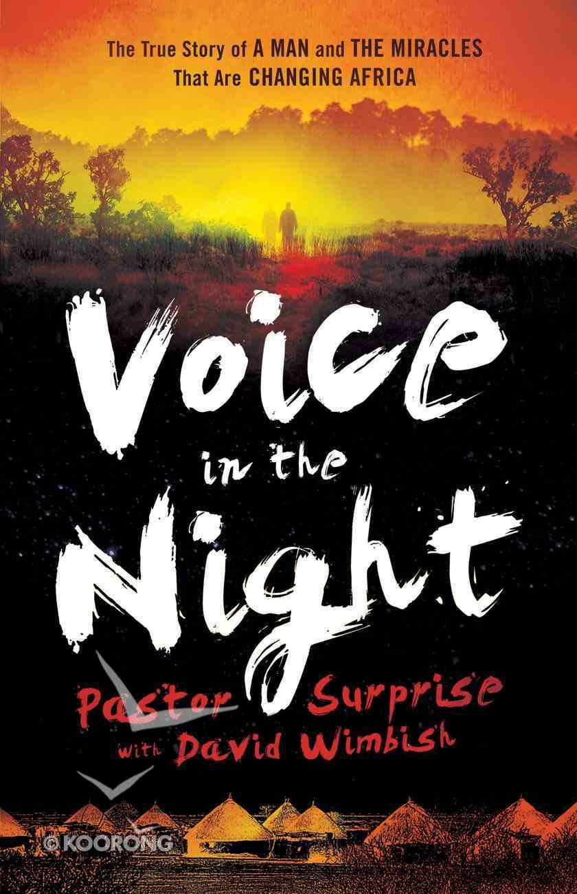 Voice in the Night eBook