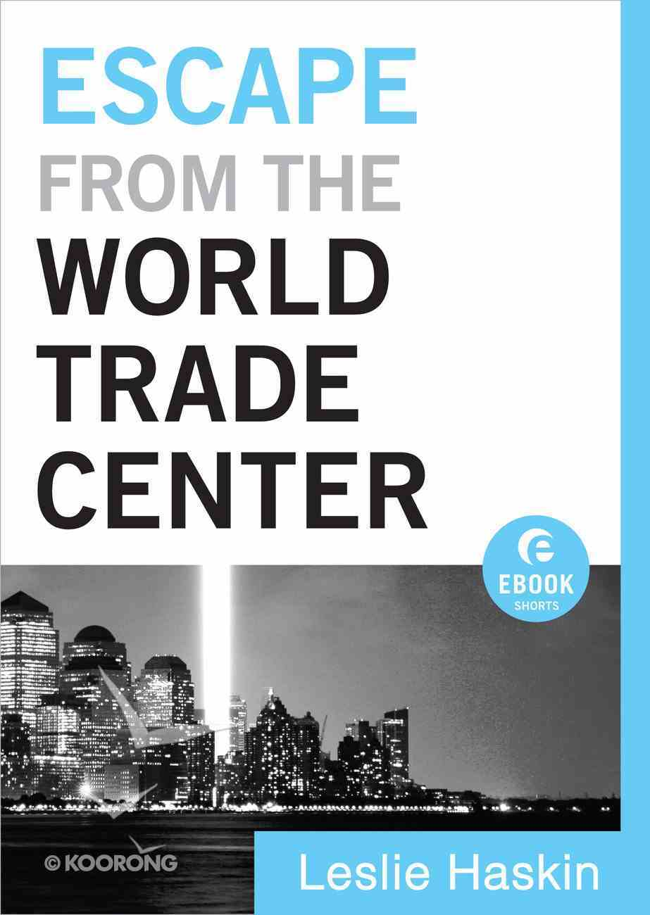 Escape From the World Trade Center eBook