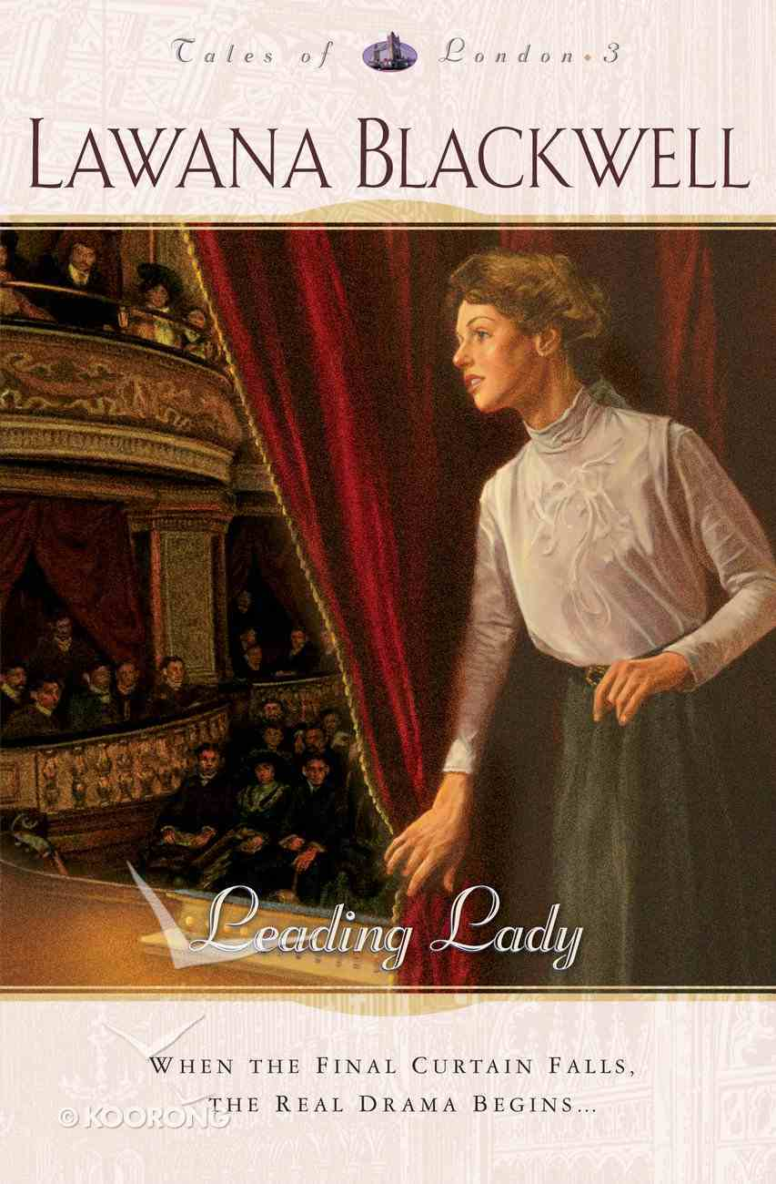 Leading Lady (#03 in Tales Of London Series) eBook