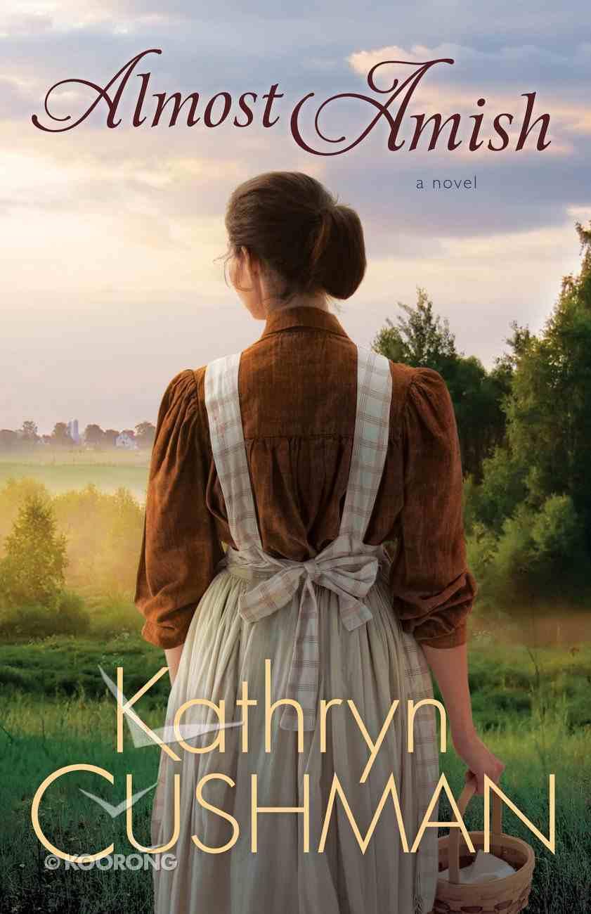 Almost Amish eBook