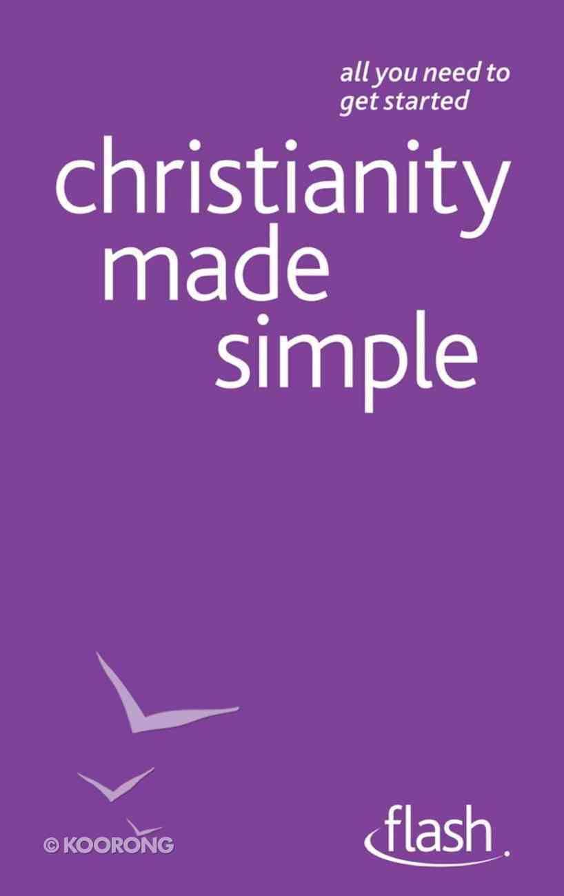 Christianity Made Simple: Flash eBook