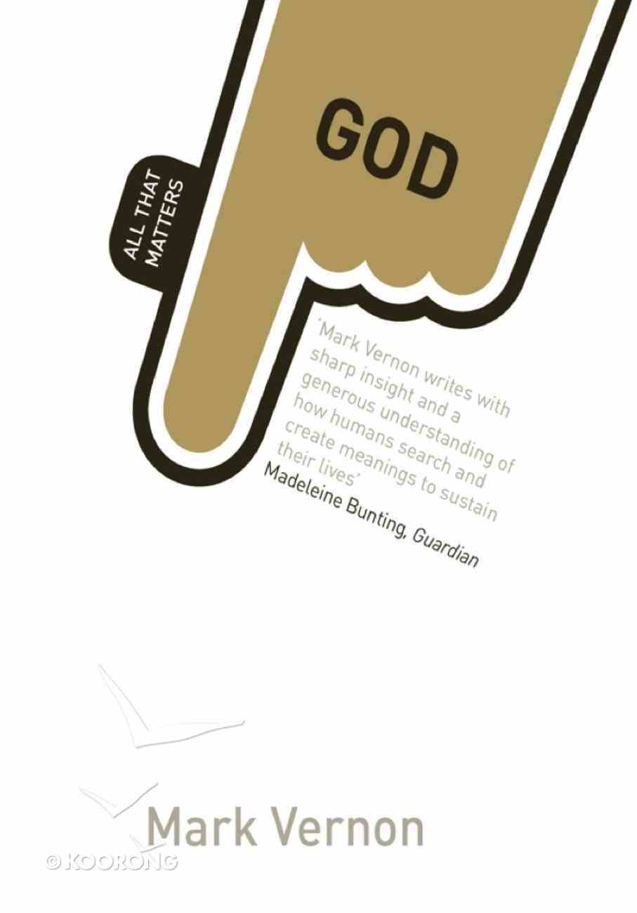 God: All That Matters eBook