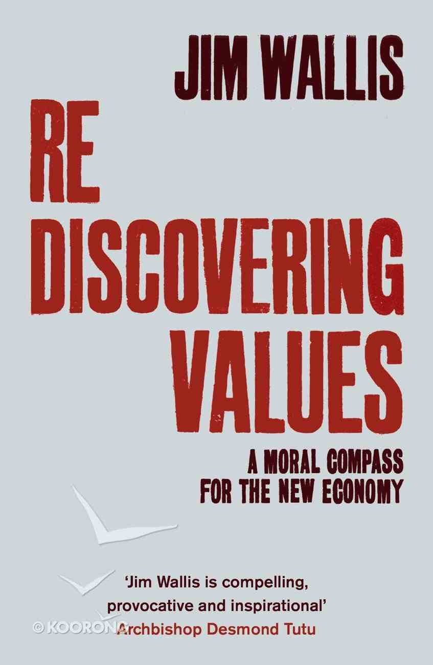 Rediscovering Values eBook