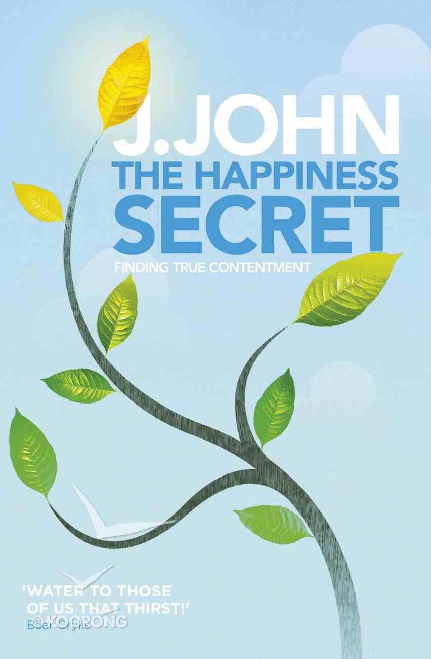 The Happiness Secret eBook