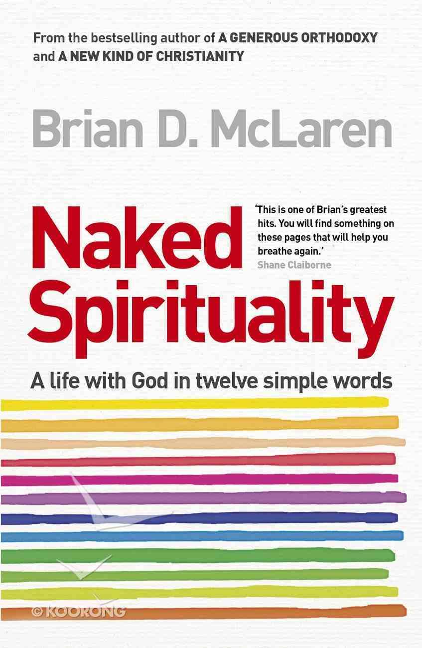 Naked Spirituality eBook