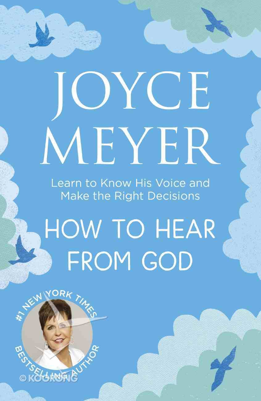How to Hear From God eBook