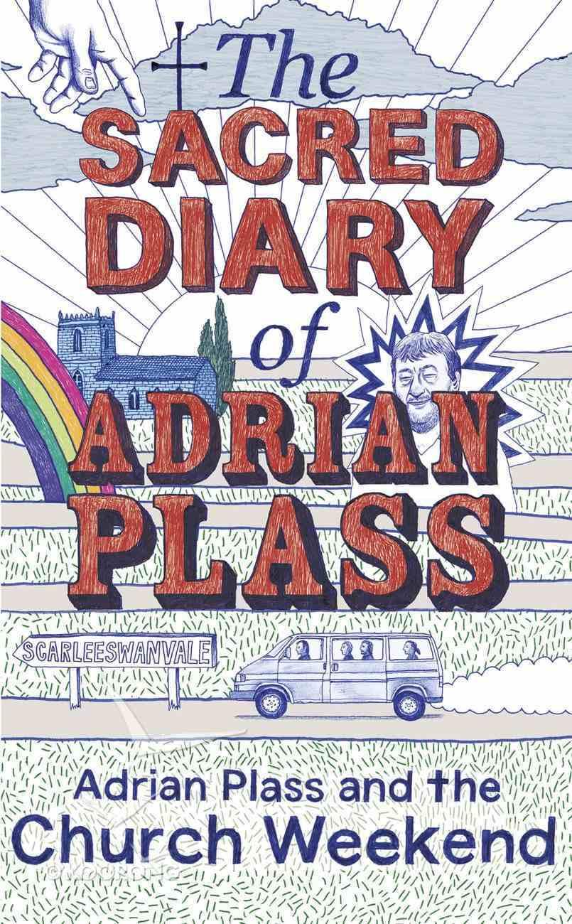 The Sacred Diary of Adrian Plass eBook