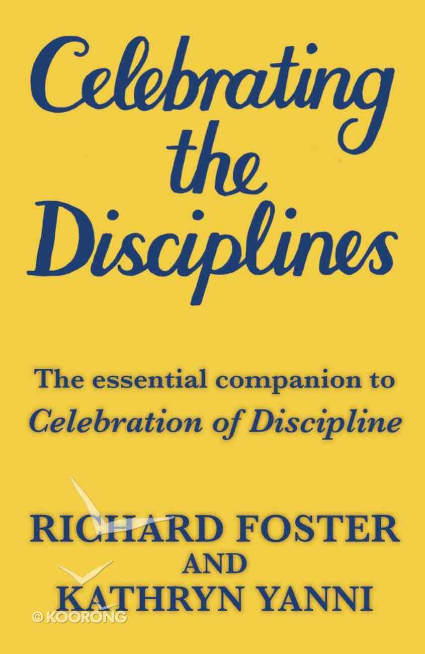 Celebrating the Disciplines eBook