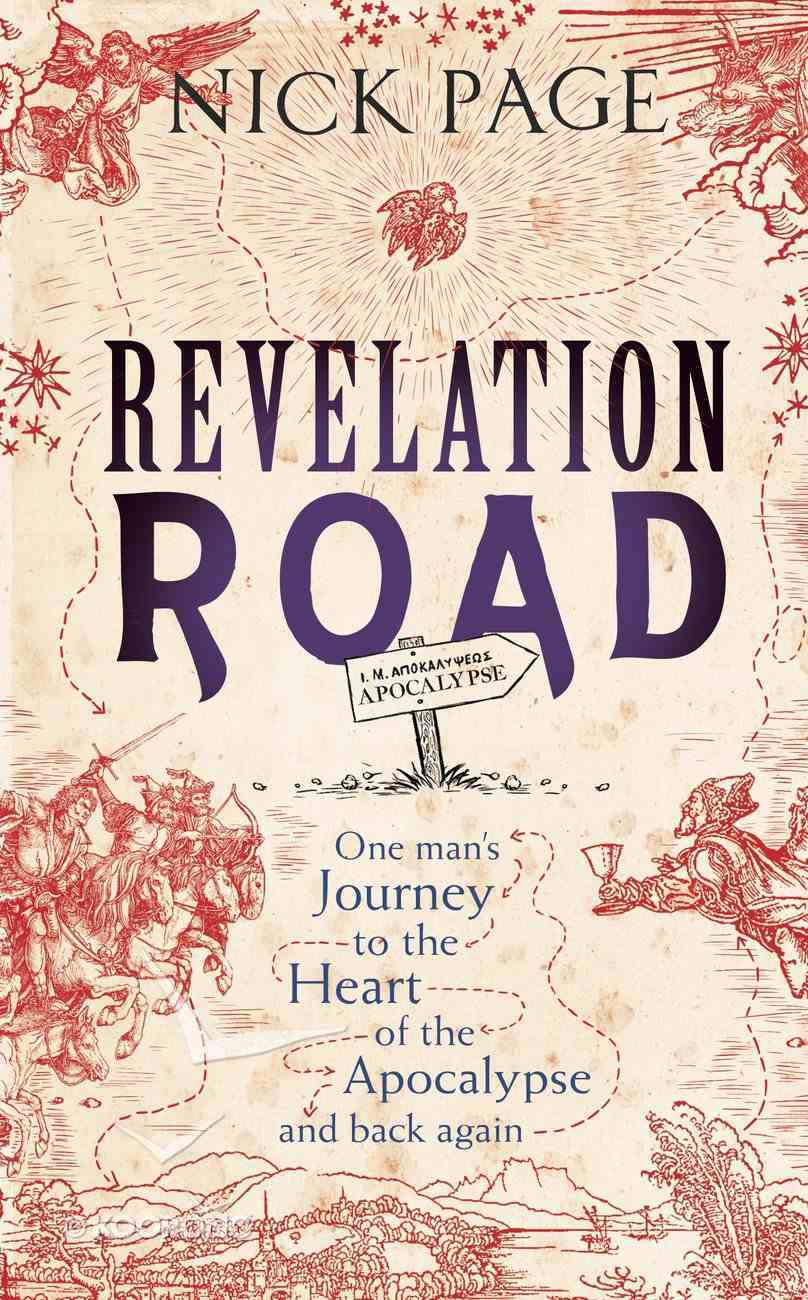 Revelation Road eBook