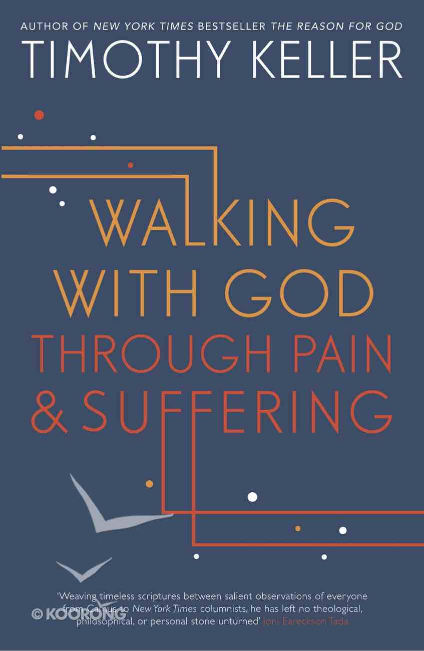 Walking With God Through Pain and Suffering eBook