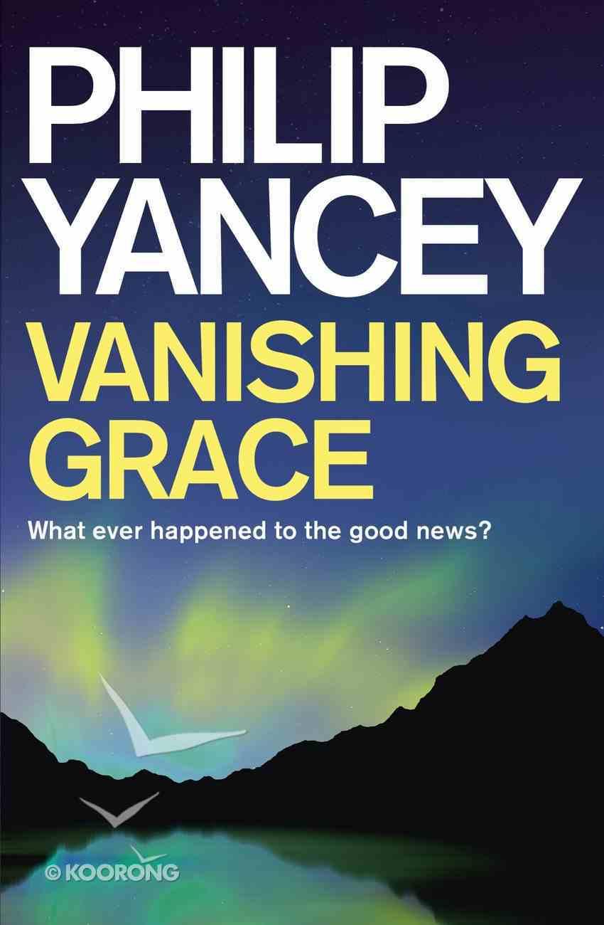 Vanishing Grace eBook