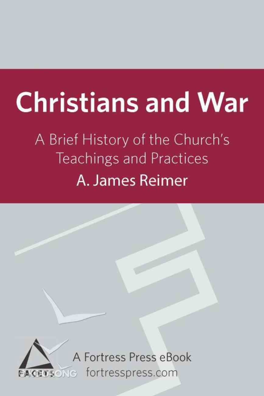Christians and War eBook