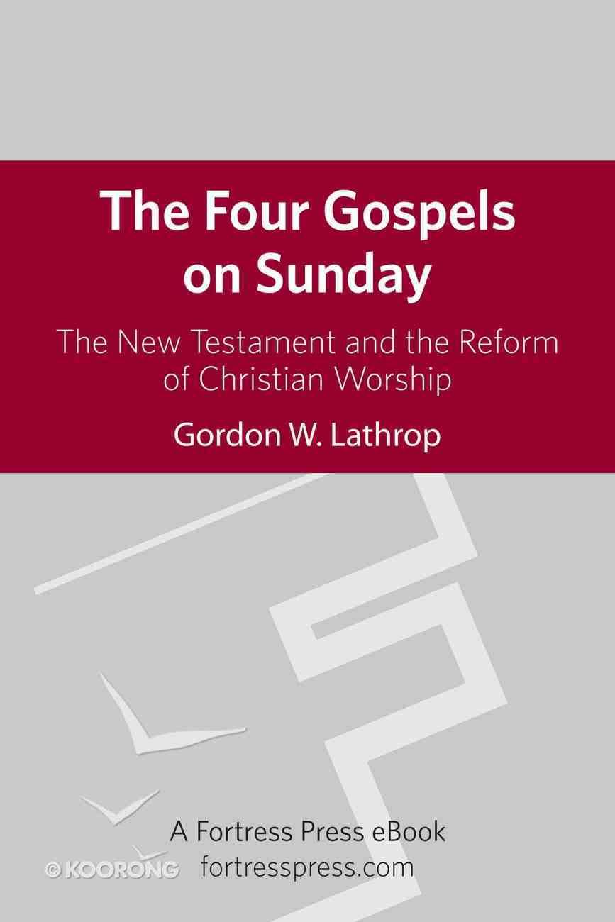 The Four Gospels on Sunday eBook