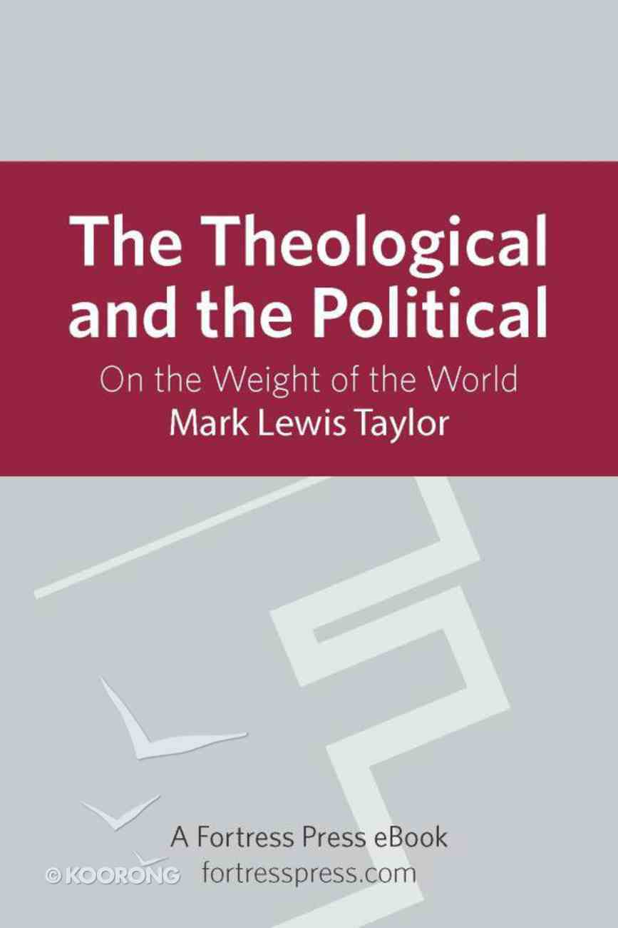 The Theological and the Political eBook