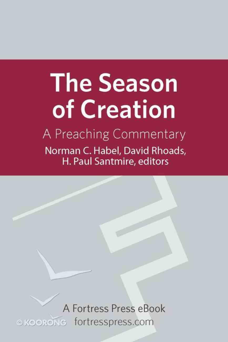 The Season of Creation eBook