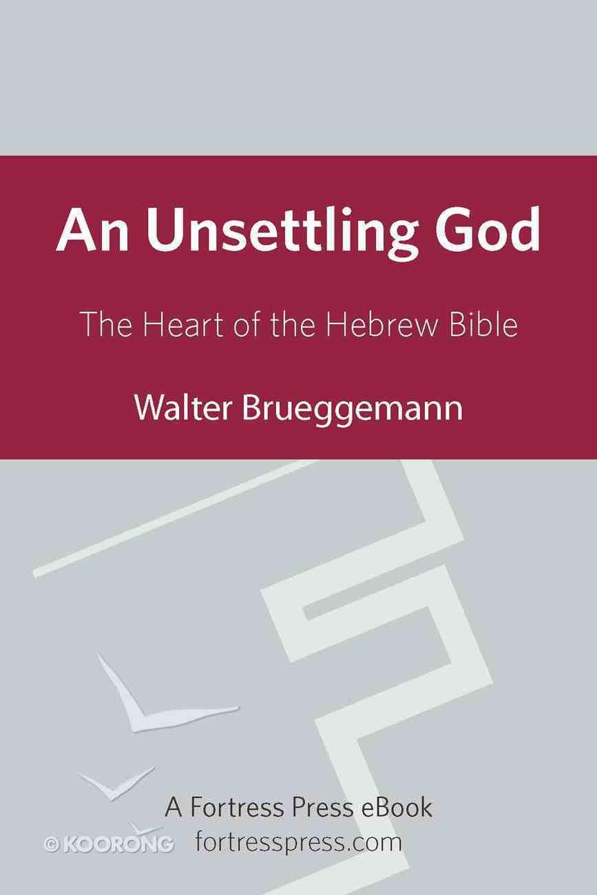 An Unsettling God eBook