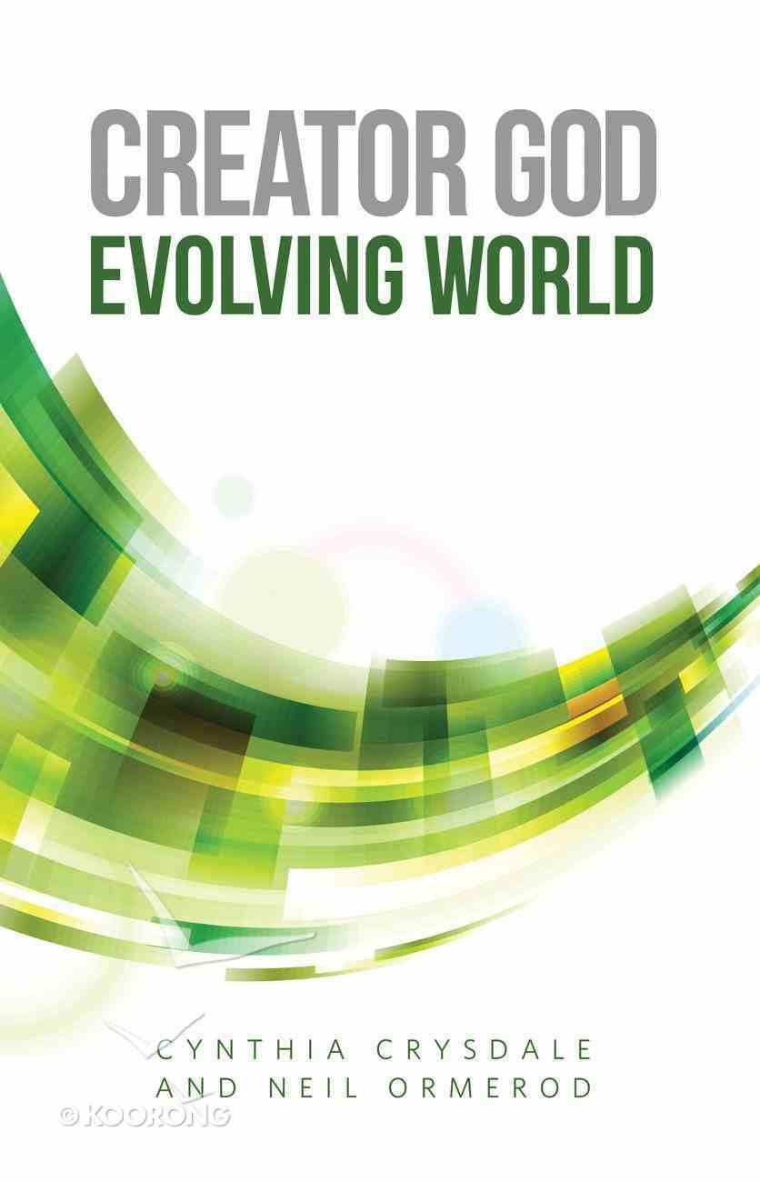 Creator God, Evolving World eBook