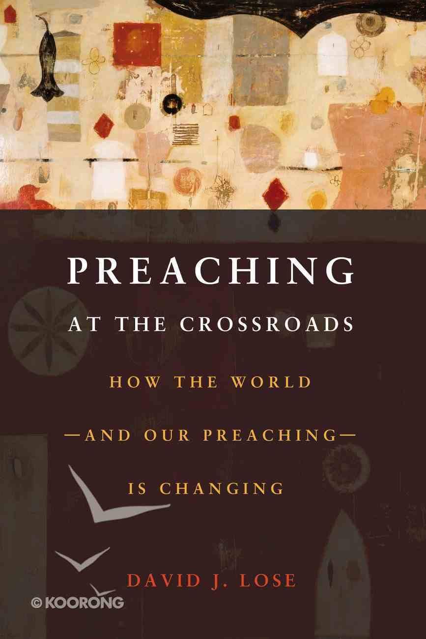 Preaching At the Crossroads eBook