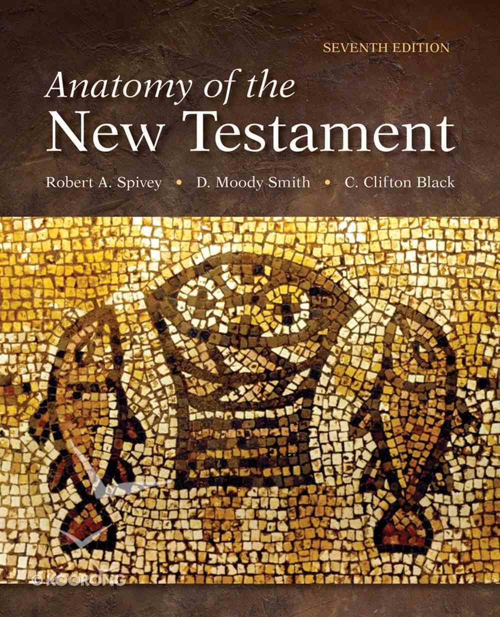 Anatomy of the New Testament eBook