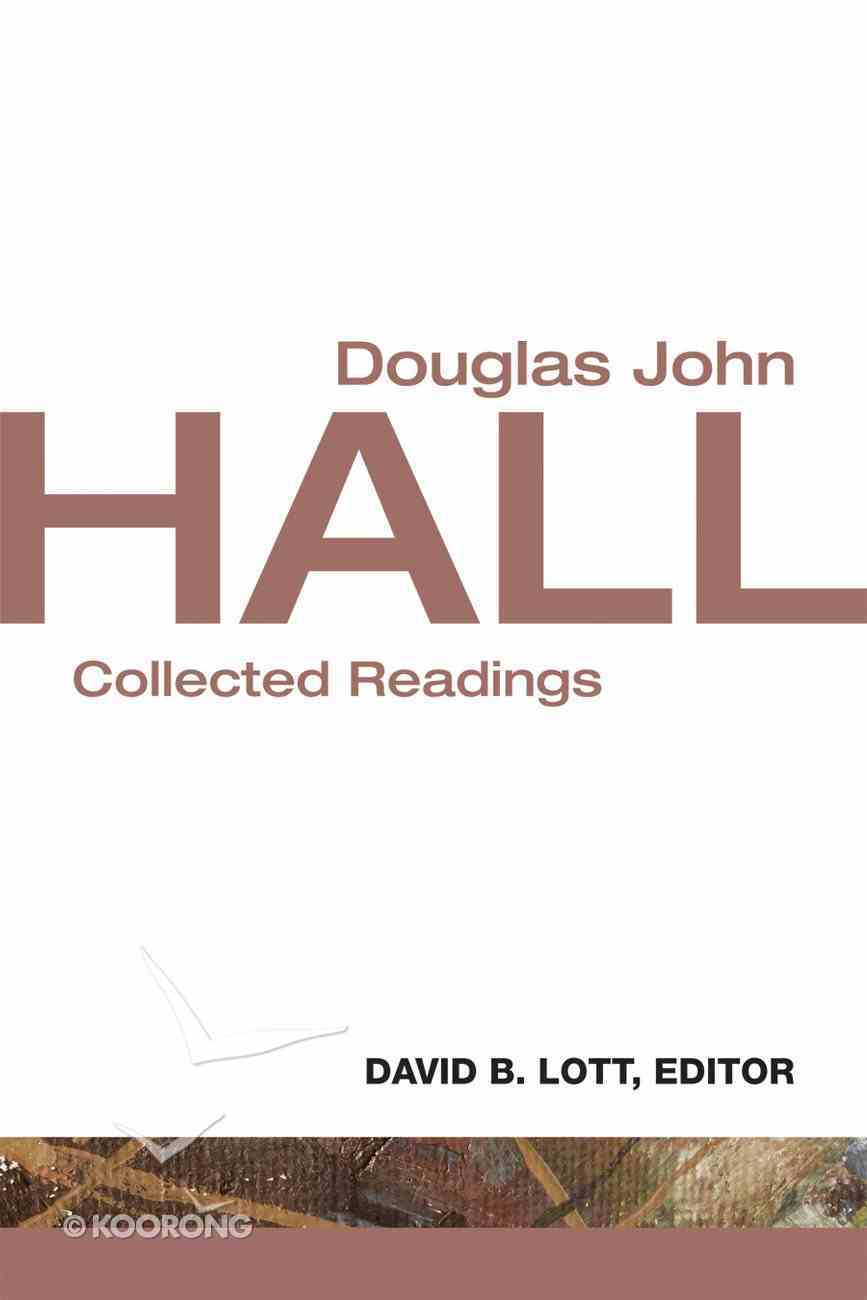 Douglas John Hall eBook